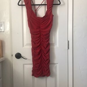 Dresses & Skirts - Adorable cute red dress, never worn .